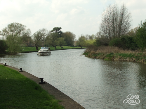 Great Ouse Rives