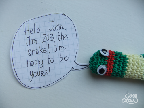 Zub the snake